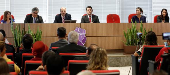 Ministério Público lança campanha para enfrentar...
